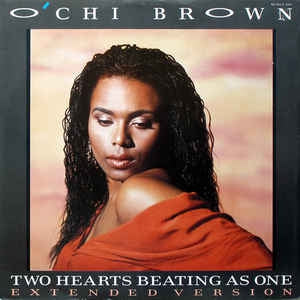 O'Chi Brown - Two Hearts Beating As One (Maxi-Single)