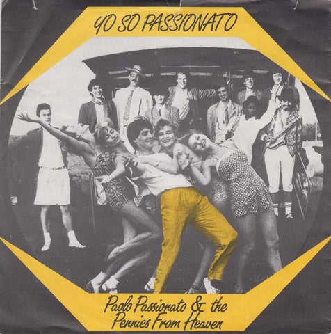 Paolo Passionato & The Pennies From Heaven - Yo So Passionato