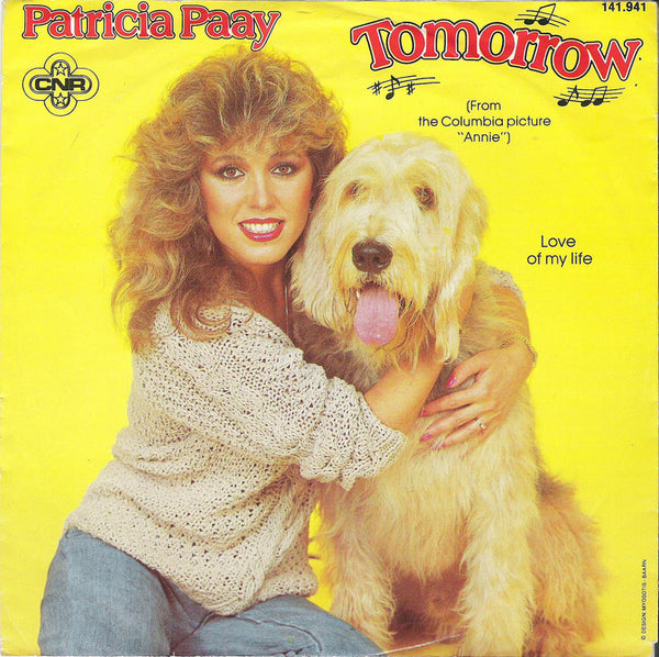 Patricia Paay - Tomorrow