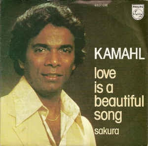 Kamahl - Love Is A Beautiful Song
