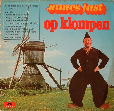 James Last - James Last Op Klompen (LP)