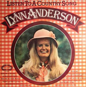 Lynn Anderson - Listen To A Country Song (LP)