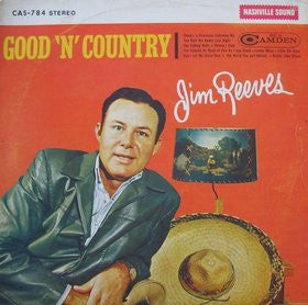 Jim Reeves - Good 'N' Country (LP)
