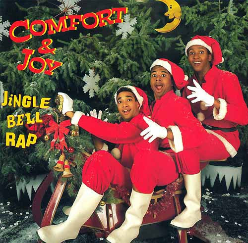 Comfort & Joy - Jingle Bell Rap (Maxi-Single)