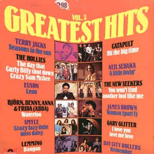 Various - Greatest Hits Vol. 5 (LP)