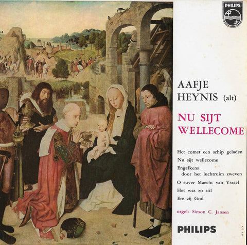 Aafje Heynis - Nu Sijt Wellecome (EP)