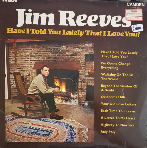 Jim Reeves - Have I Told You Lately That I Love You (LP)