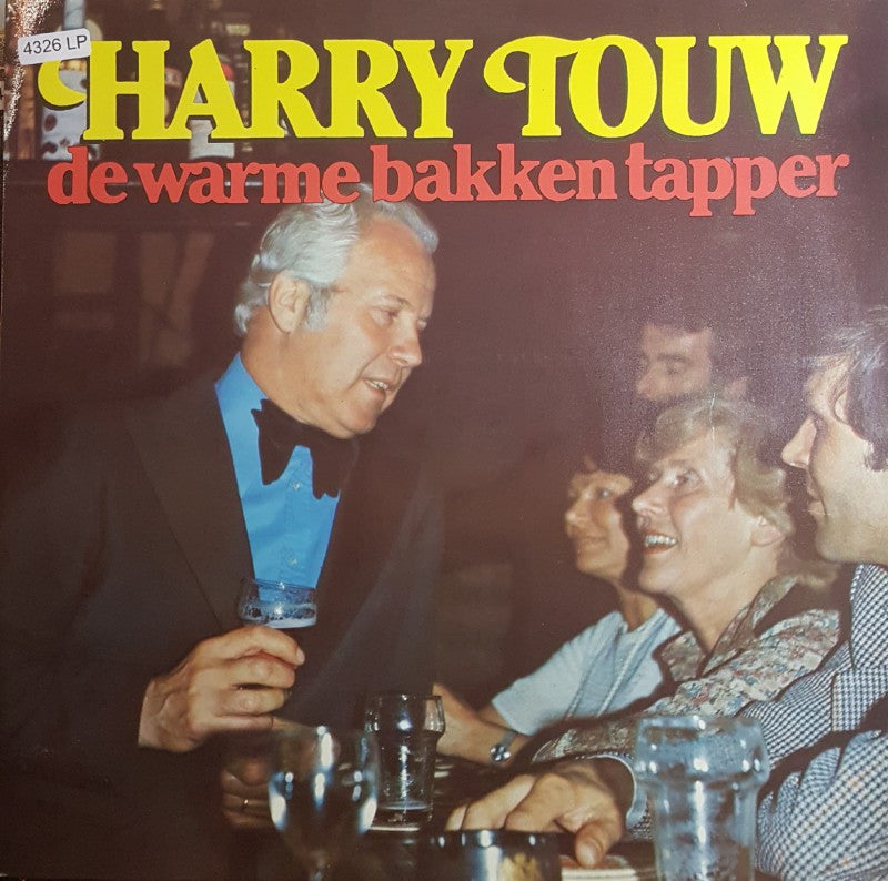 Harry Touw - De Warme Bakken Tapper (LP)