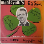 Mantovani And His Orchestra - Mantovani Big Four (EP)