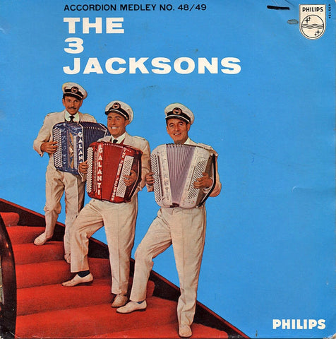 3 Jacksons - Accordeon Medley No. 48/49 (EP)