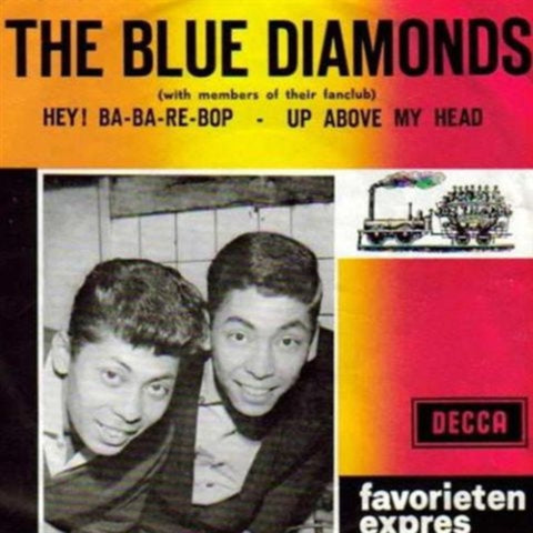 Blue Diamonds - Hey! Ba-Ba-Re-Bop