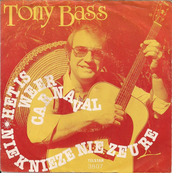 Tony Bass - Het Is Weer Carnaval