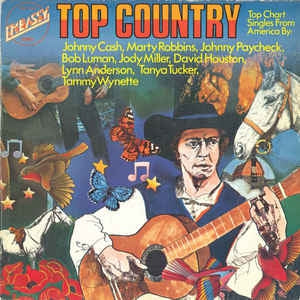 Various - Top Country (LP)