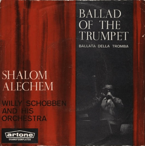 Willy Schobben And His Orchestra - Ballad Of The Trumpet