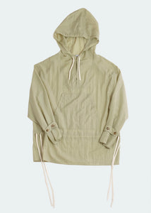 UNEVEN DYEING ANORAK