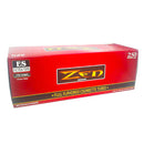 Zen Filter Tubes King Size Full Flavor 1 Carton of 250