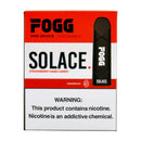 FOGG Disposable Pod Device Pack of 3 Solace Strawberry Hard Candy