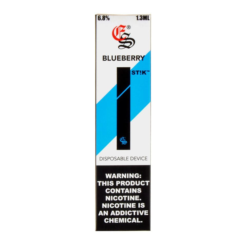 Eonsmoke STIK Disposable Pod Device Blueberry