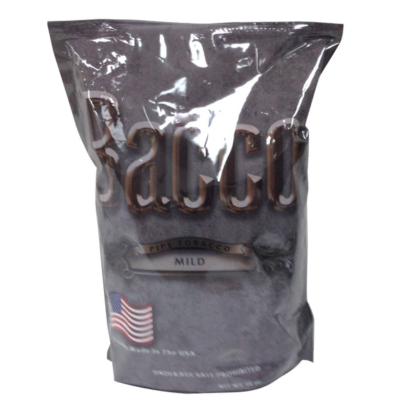 Bacco Mild Pipe Tobacco 16 oz. Bag
