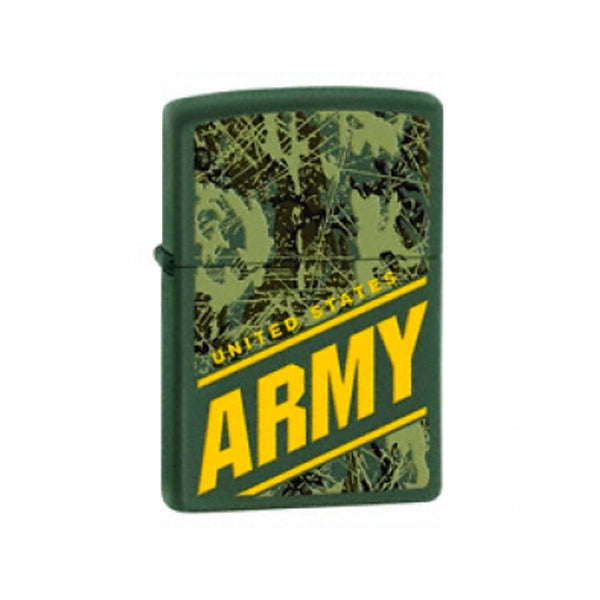 Zippo Windproof Lighter Army 24828