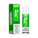 Chubby E-Juice Bubble Apple 60ml 0.6% (6mg)