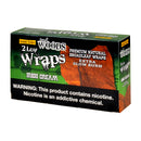 Good Times Sweet Woods Leaf Wrap Irish Cream 25 Pouches of 2
