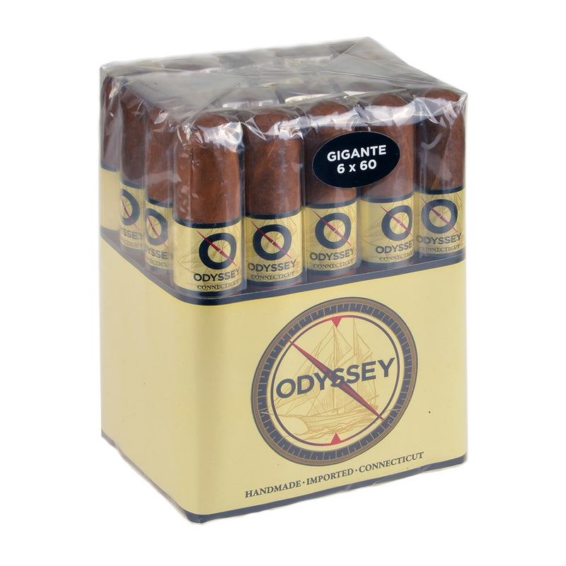 Odyssey Connecticut Gigante Cigars Bundle of 20
