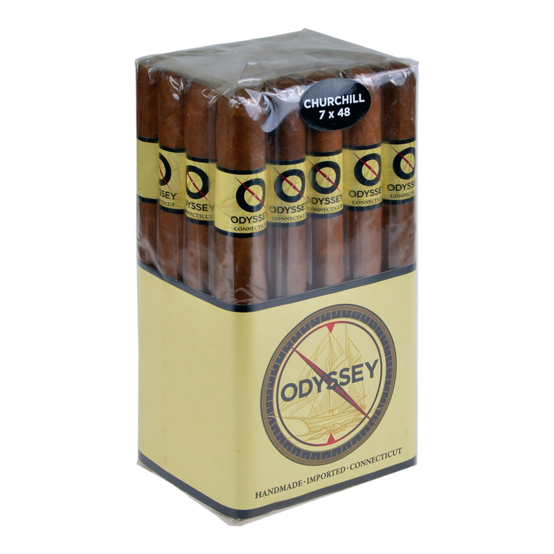 Odyssey Connecticut Churchill Cigars Bundle of 20