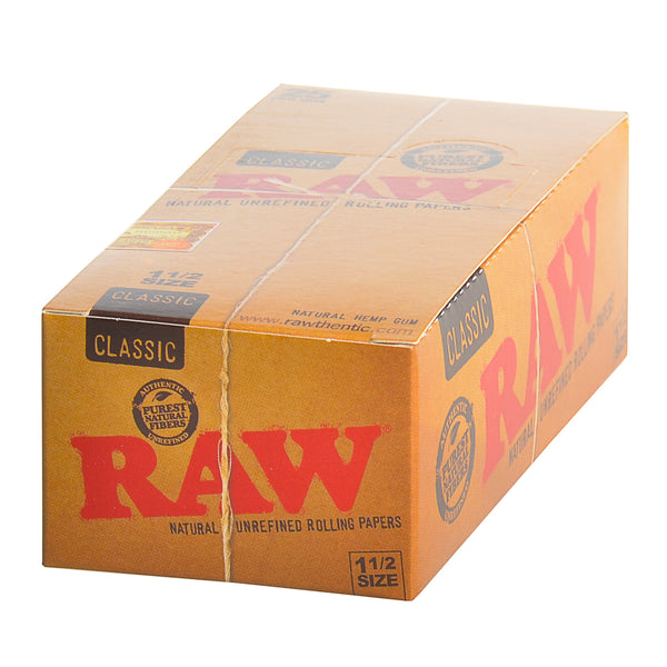 RAW Papers 1 1/2 Pack of 25
