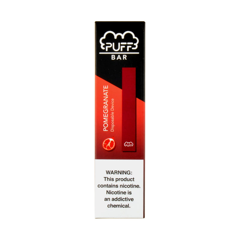 Puff Disposable 1.3ml Pod Device 5% Pomegranate