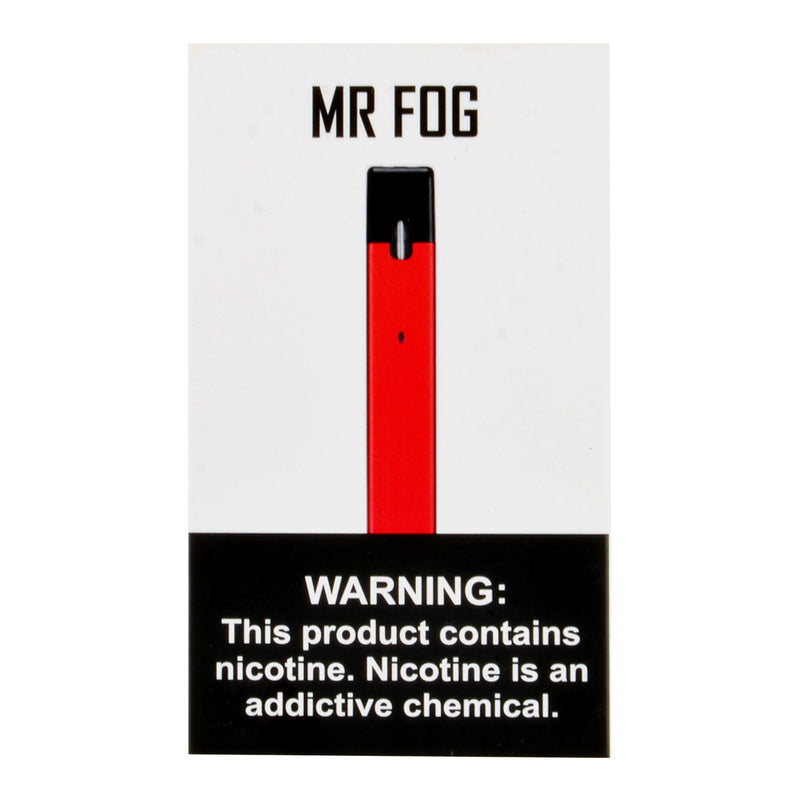 Mr. Fog Device Kit Red