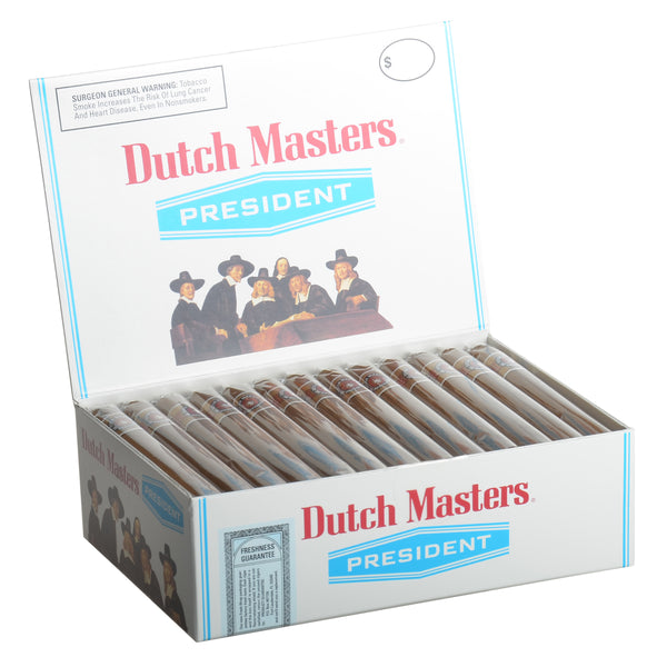 Dutch Masters President Cigars Box of 50