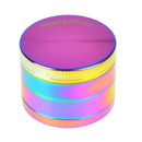 Grinder 4-part RAINBOW color 55 mm
