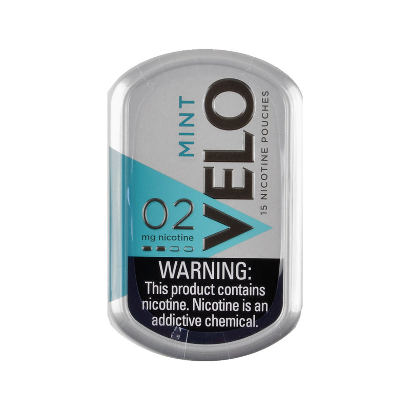 Velo Nicotine Pouches 2mg Pack of 15 Mint