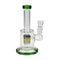 7 Inch Glass Perc Water Pipe LSRKD5