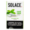 Solace 4mg Nicotine Gum Chew Cool Mint Pack of 10