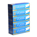 Classic Filter Tubes King Size Blue (Light) 5 Cartons of 200