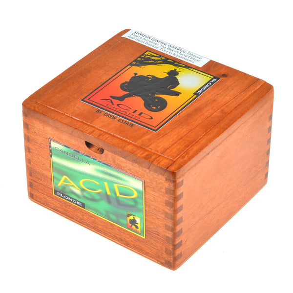 ACID Blondie Green Candela Cigars Box of 40