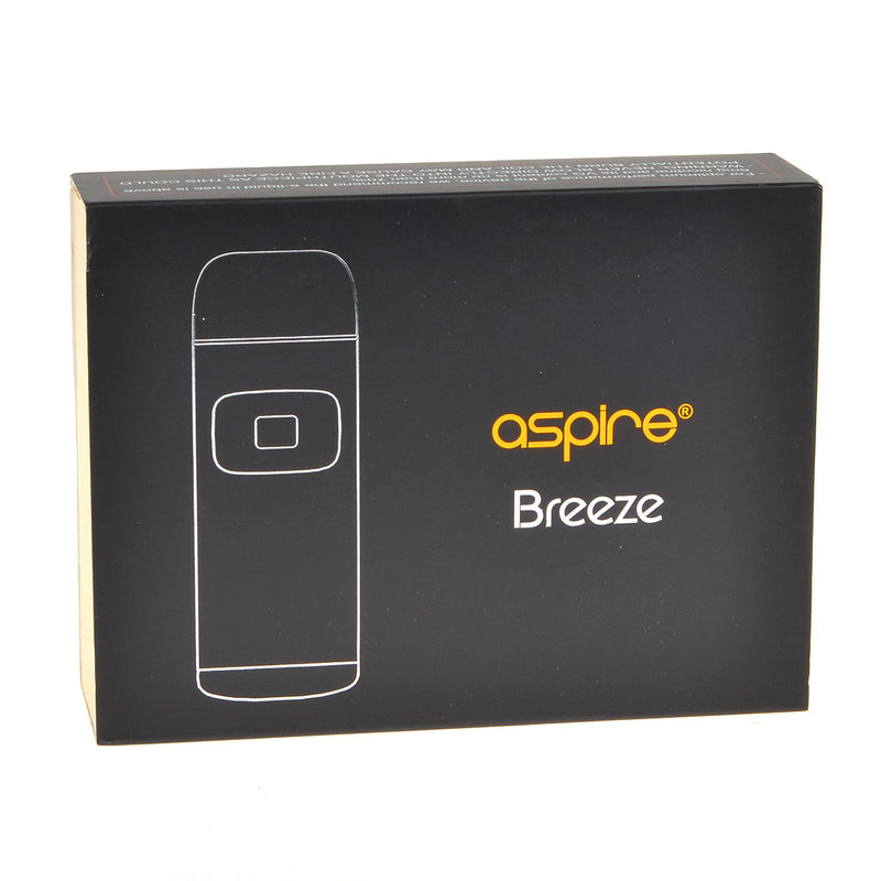 Aspire Breeze 650mah All-In-One Starter Kit Gold