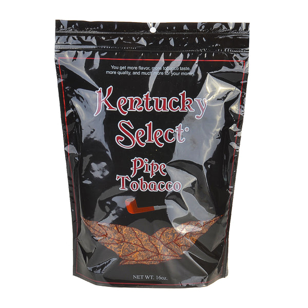 Kentucky Select Red (Full Flavor) Pipe Tobacco 16 oz. Bag