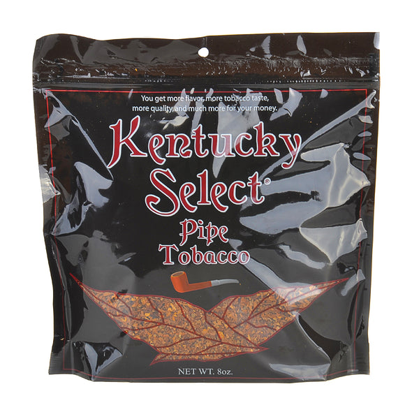 Kentucky Select Red (Full Flavor) Pipe Tobacco 8 oz. Bag