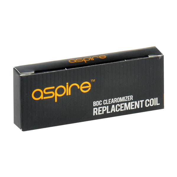 Aspire BDC Clearomizer Replacement Coils 5 pack