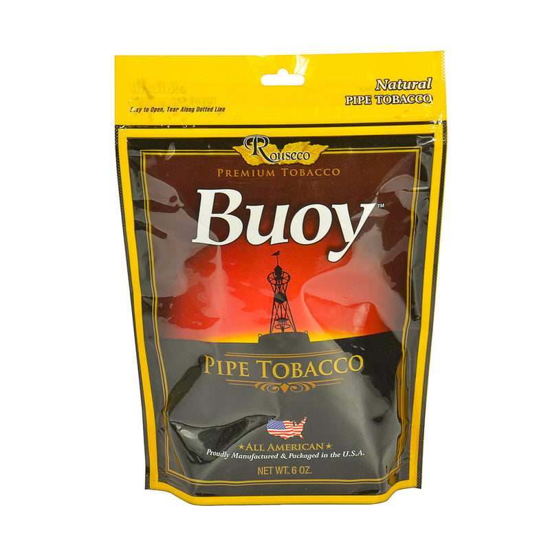 Buoy Natural Pipe Tobacco 6 oz. Bag