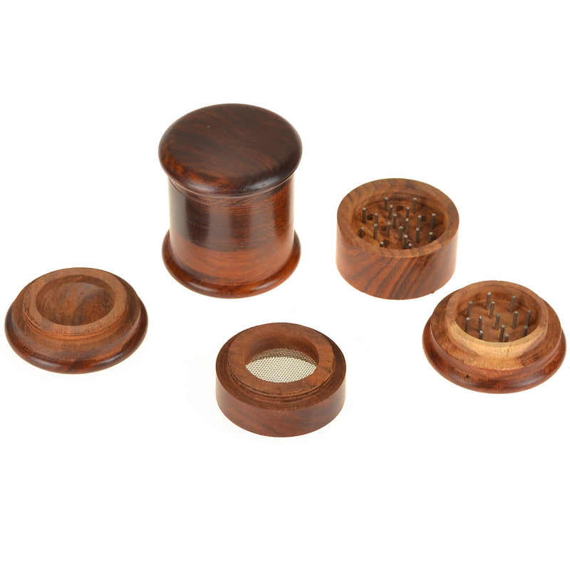 4-Part Wood Grinder 2 Inches LSWG4P