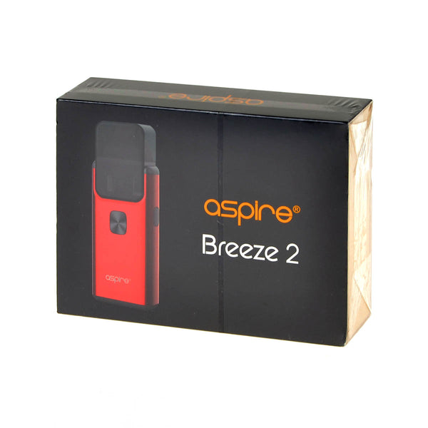 Aspire Breeze 2 1000mAh Starter Kit Red