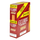 Extendos Cigarillos OG Sweet Pre Priced 15 Pouches of 2
