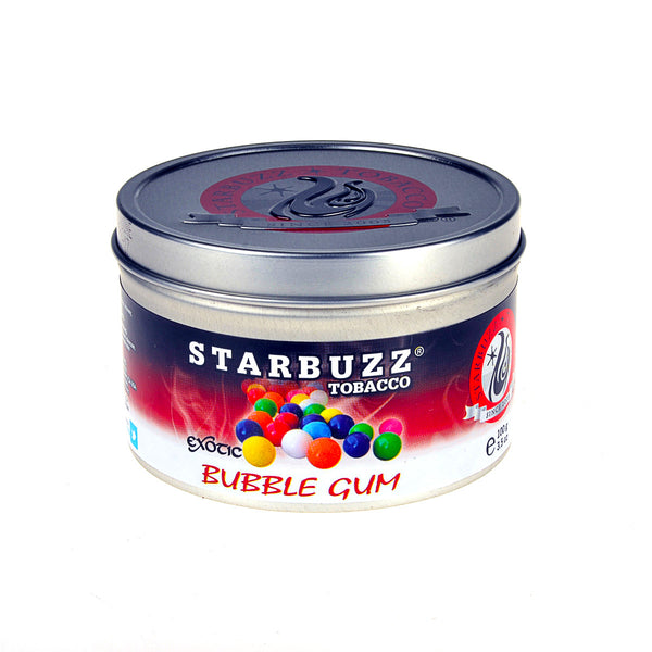 StarBuzz Exotic Bubble Gum Hookah Shisha 100g