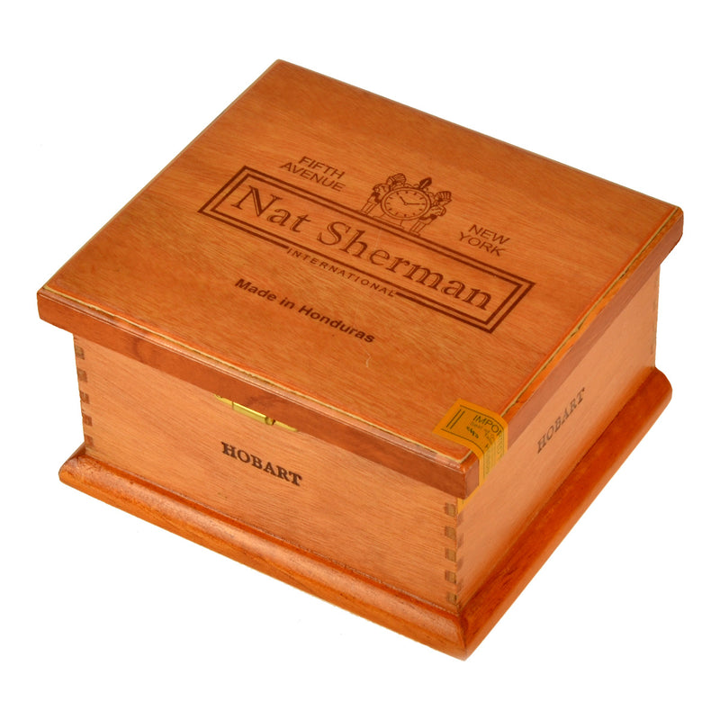 Nat Sherman Hobart Cigars Box of 25