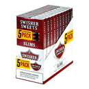 Swisher Sweets Slims 10 Packs of 5 Cigars