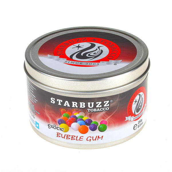 StarBuzz Exotic Bubble Gum Hookah Shisha 250g